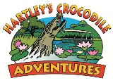Hartley's Croc Farm - logo