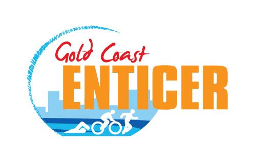 Gold Coast Enticer Tri Logo