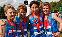 Noosa Superkidz Triathlon